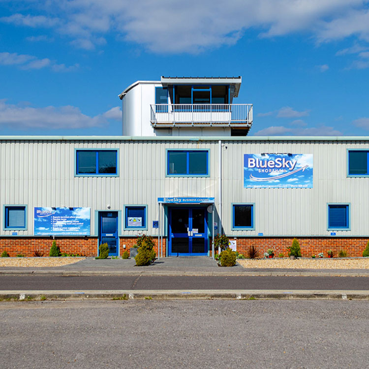 BlueSky Business Centre Shoreham exterior